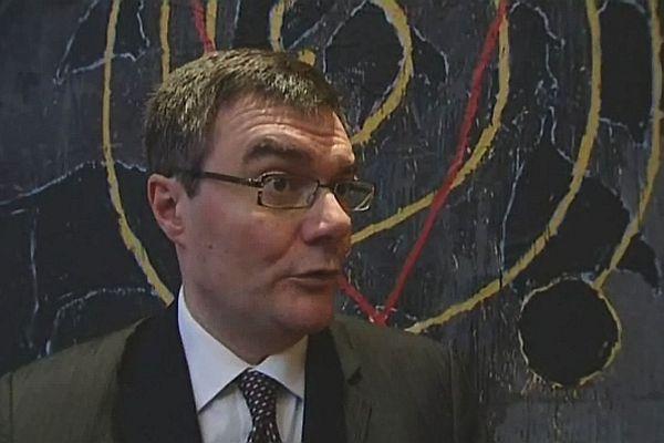 Rémy Rebeyrotte, interviewé en Novembre 2012
