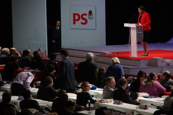 """Certains des intervenants au congrès du PS ont fait preuve """"d'impatience"""""""