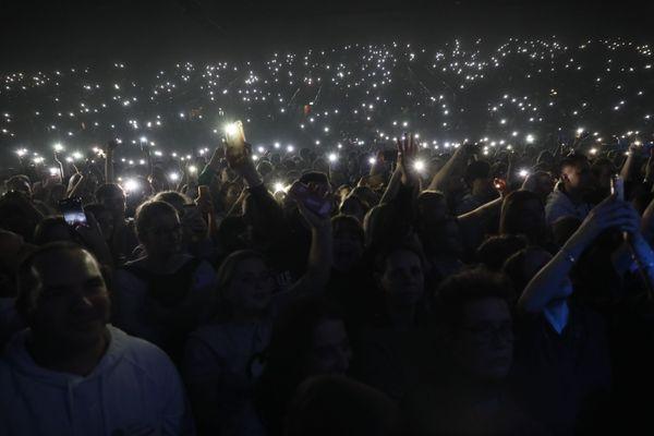 Marseille le 24/01/2020 lors du concert de Bigflo & Oli au Dôme