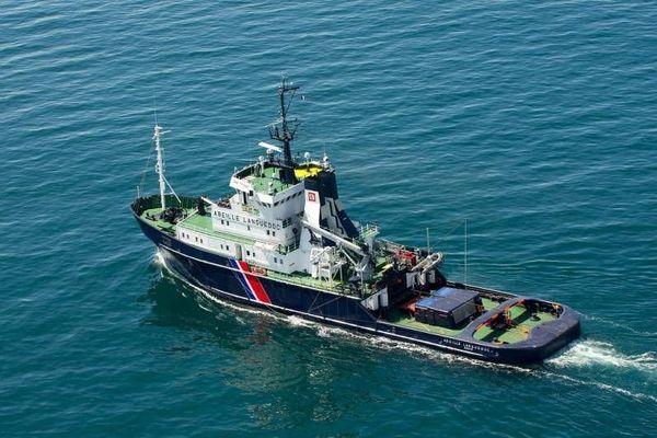 C'est l'Abeille Languedoc, bateau de secours et d'assistance qui a prévenu de la présence de migrants en pleine mer.