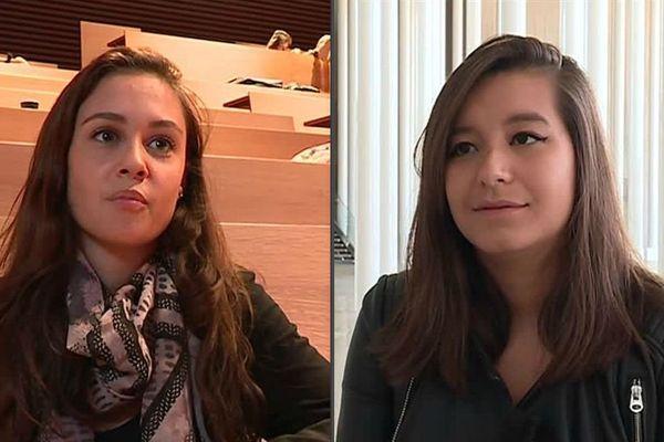 Hanae et Lolie, deux étudiantes passées par une première année de médecine à Montpellier, témoignent - octobre 2017