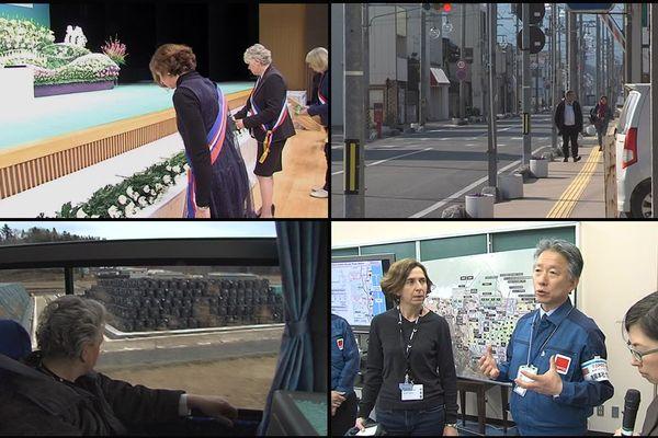Durant une semaine, une délégation du Cotentin s'est rendue au Japon pour étudier les conséquences de la catastrophe de Fukushima