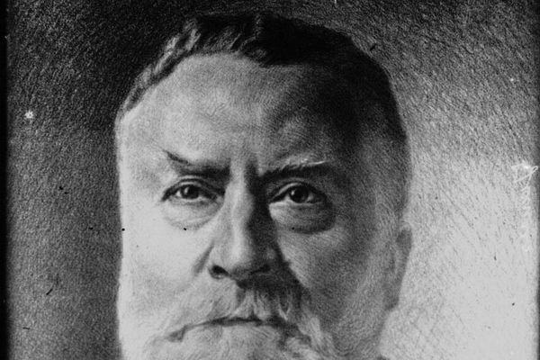 Jean Jaurès, père fondateur de la Section française de l'Internationale ouvrière (SFIO).