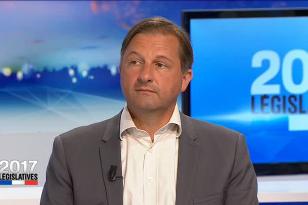 Député de la 2e circonscription du Bas-Rhin