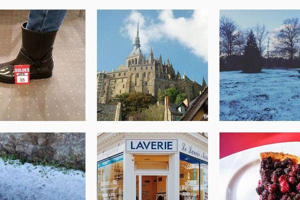 Votre premier week-end de véritable hiver vécu par vous sur Instagram.