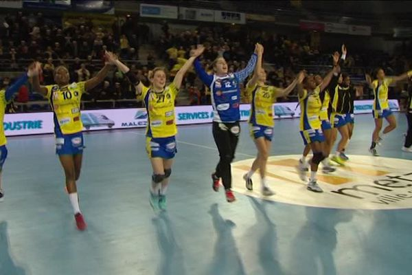 Metz a repris les commandes du Championnat en dominant Toulon St-Cyr lors de la 13e journée.