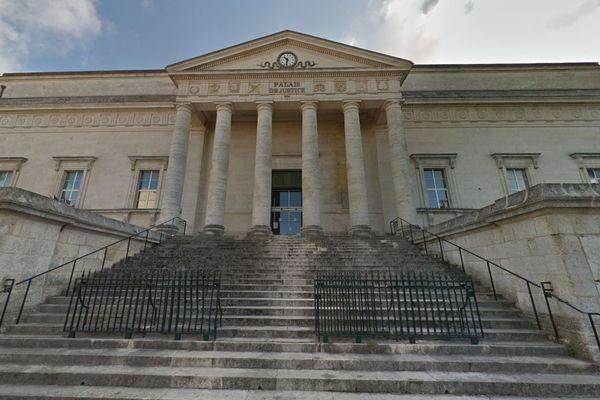 Le palais de justice d'Angoulême. Photo d'illustration.