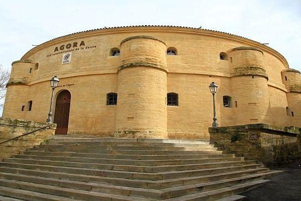 Montpellier - Agora, la cité internationale de la danse - 2013.
