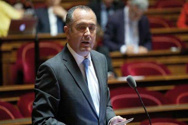 Didier Guillaume, Didier Guillaume, président du Conseil général de la Drôme, vice-président socialiste du Sénat