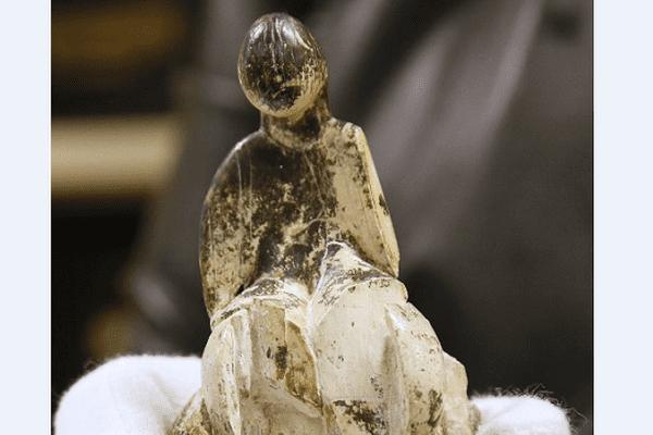 Une Vénus en ivoire de mammouth