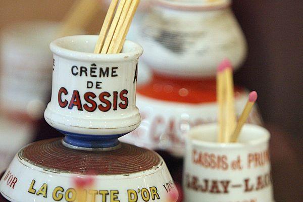 Crème de cassis de Dijon Lejay-Lagoute