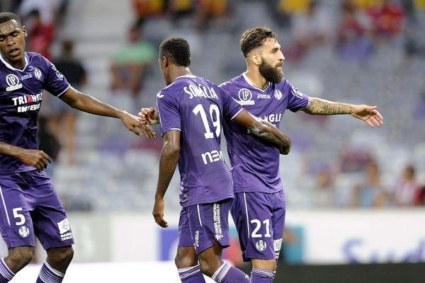 TFC / Rennes 26 août 2017