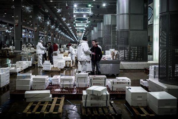 Le marché de Rungis est le plus gros marché alimentaire européen.
