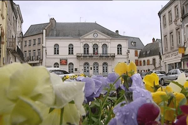 Varzy, dans la seconde circonscription de la Nièvre.
