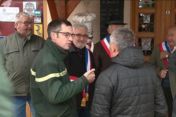 Les agents ONF soutenus dans leur grève par les élus locaux