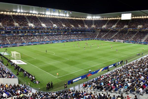 Les Girondins veulent baisser la capacité du stade.