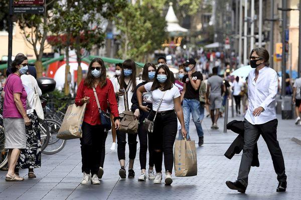 Dans l'hypercentre de Toulouse, le masque en extérieur est obligatoire.