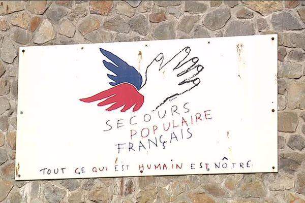 Le SOS du Secours populaire de Cherbourg