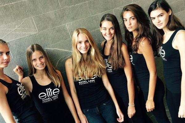Six franciliennes ont atteint la finale du concours Elite Model Look France 2014. L'une d'entre elles sera-t-elle une des Top Models de demain ?