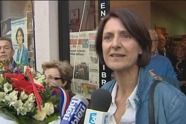 Marie-Noëlle Biguinet désormais madame le maire de Montbéliard