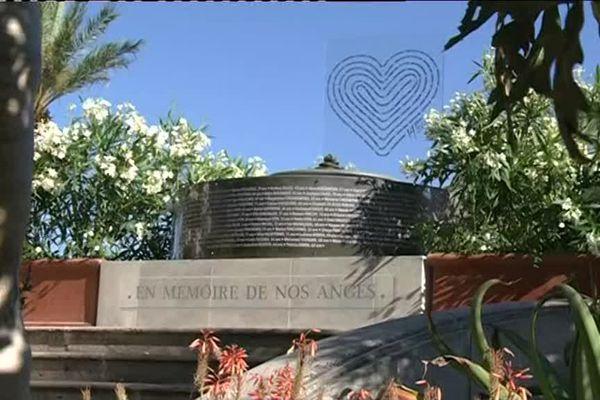 Beaucoup d'émotion, pour la présentation de ce lieu de recueillement à Nice