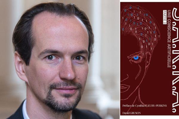 David Gruson est un professionnel de santé et auteur de S.A.R.R.A., dont le deuxième tome vient de sortir.