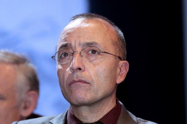 Martial Passi, ancien maire communiste de Givors (Métropole de Lyon) - archives