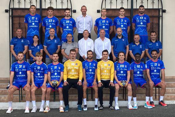 Le BHB entame la saison avec la réception de Besançon ce vendredi à 20h30