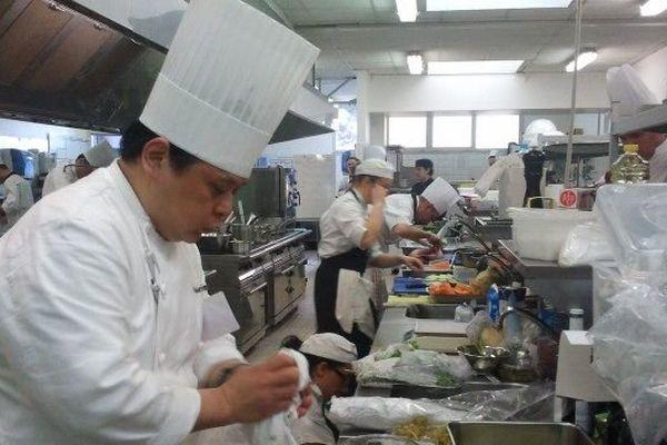 Le chef japonais Couki Kumamoto a remporté l'édition 2014