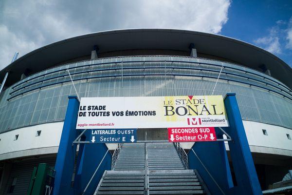 Le Stade Bonal de Sochaux - Archives.