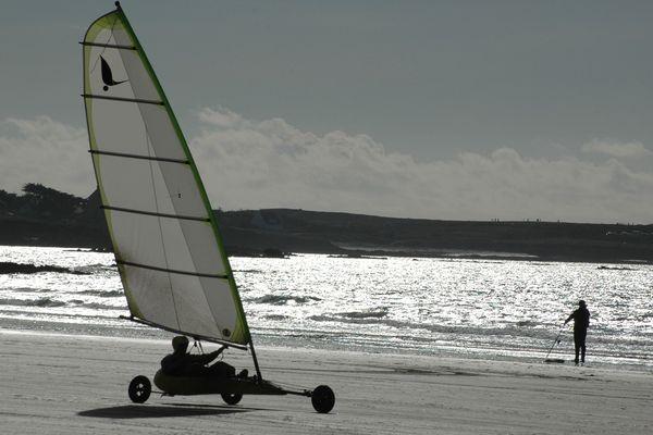 De l'avis d'experts, les plages du nord de la France, et la plage de Fort-Mahon (Somme), sont particulièrement techniques.