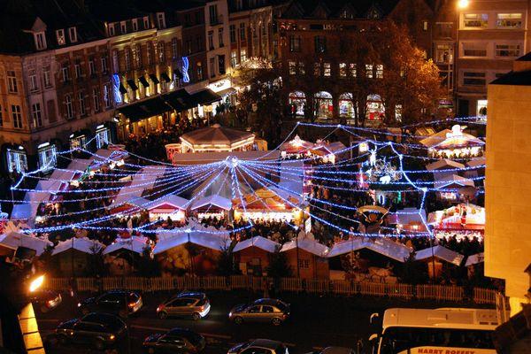 Le marché de Noël de Lille, fort de sa centaine de chalets et de son million de visiteurs, est annulé cette année. En cause, la circulation active du virus dans la métropole lilloise.