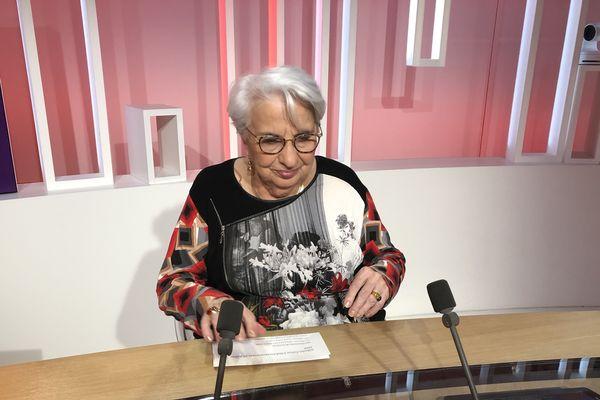 Marie-Michèle Bourrat