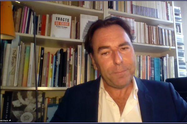 Christophe Rioux, enseignant-chercheur