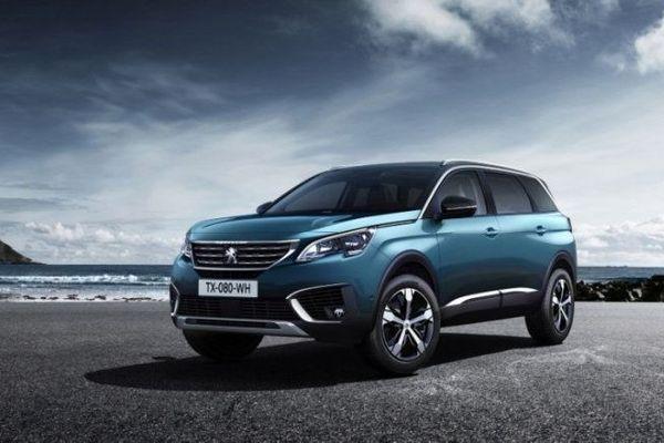 La nouvelle SUV 5008 II de Peugeot qui sera construite à Rennes La Janais