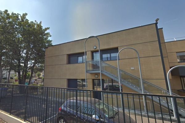 La Maison d'accueil spécialisée Virginie est située aux Pavillons-sous-Bois, en Seine-Saint-Denis.