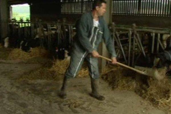 Les agriculteurs picards n'ont pas le moral...