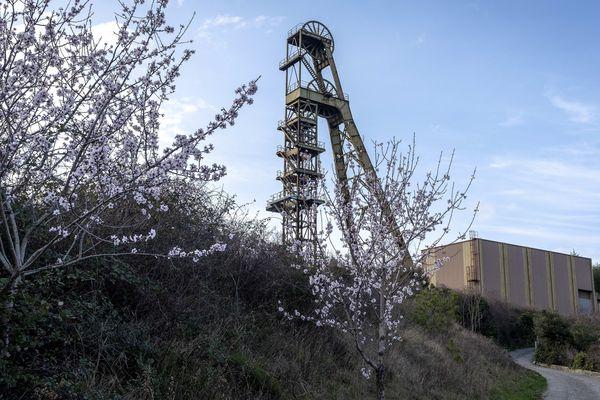 L'ancienne mine de Salsigne, aujourd'hui abandonnée, est encore source de pollution.