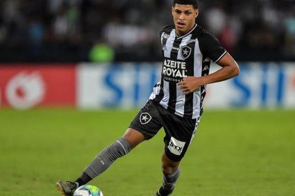 Luis Henrique, la nouvelle recrue de l'Olympique de Marseille