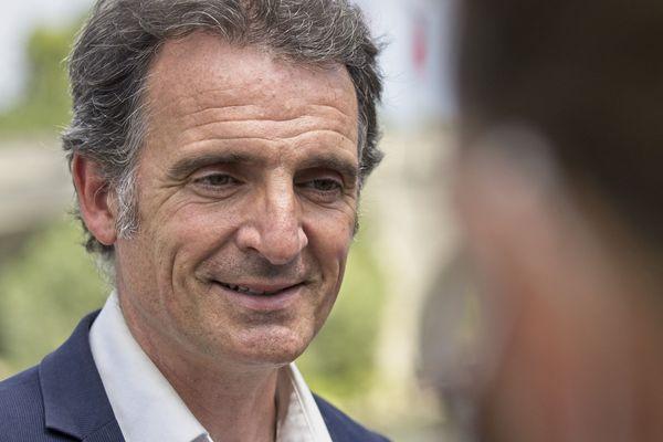 Le maire de Grenoble, Eric Piolle. Illustration.