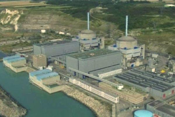 La centrale nucléaire de Penly compte deux réacteurs à eau pressurisée