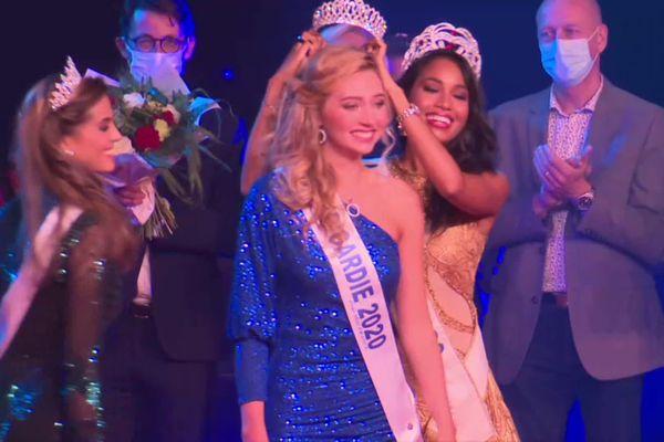 La Clermontoise, étudiante en médecine, représentera la Picardie au concours de Miss France 2021 le 12 décembre au Puy du fou (Vendée).