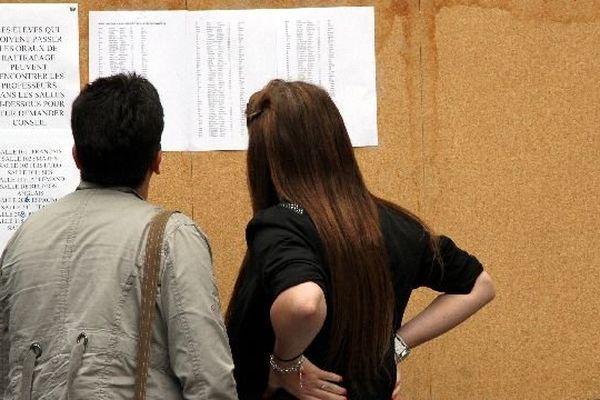 Les résultats du bac 2013 au lycée Hélène Boucher, à Thionville