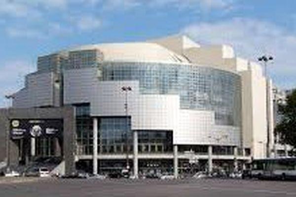 L'opéra Bastille à Paris.