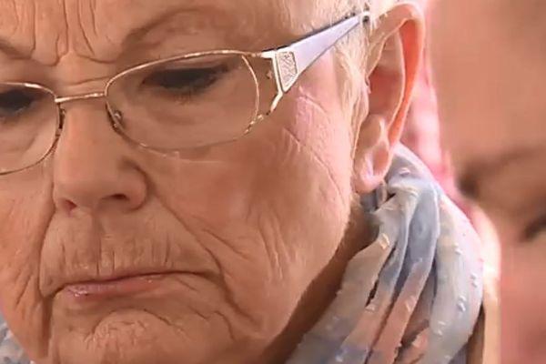 Marie Schouler souhaiterait résider à l'Ehpad de Blainville-sur-l'Eau, près de l'accueil de jour qui s'occupe de traiter son Alzheimer, et non plus à Gerbéviller.