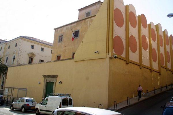 ILLUSTRATION - Maison d'arrêt d'Ajaccio (Corse du Sud)