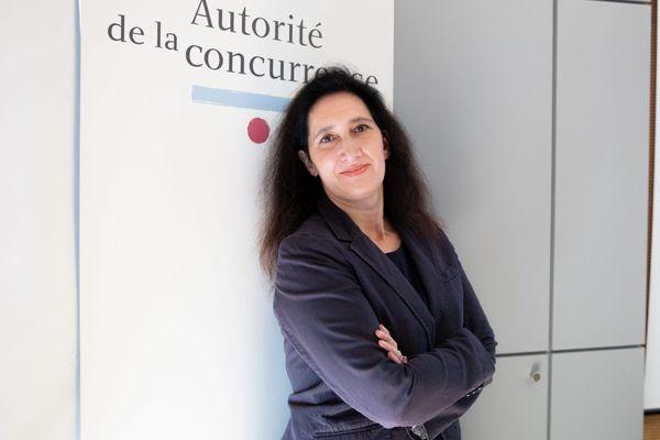 Isabelle De Silva, présidente de l'Autorité de la concurrence