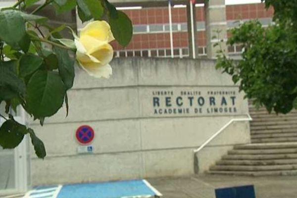 Le rectorat de l'académie de Limoges