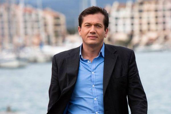Marc-Etienne Lansade, marie FN de Cogolin.