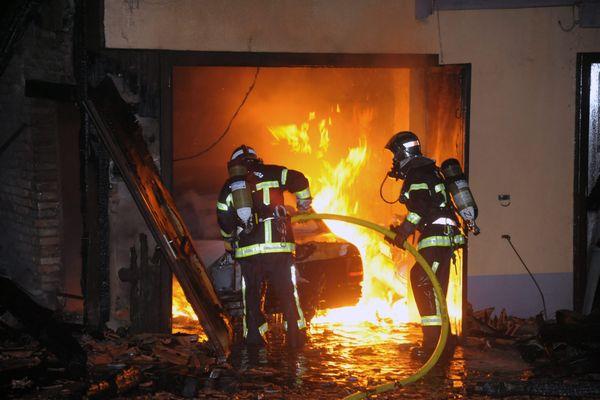 70 % des décès dus à un incendie ont lieu la nuit
